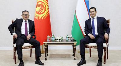 Кыргызстан менен Өзбекстан 50 млн доллар капитал менен инвестфонд түзүшөт