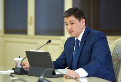 Улукбек Марипов Жалал-Абад жана Ош облустарын кыдырат
