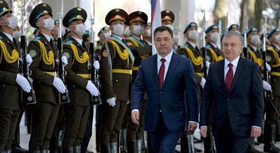 Садыр Жапаровдун Өзбекстанга болгон мамлекеттик сапары жыйынтыкталды
