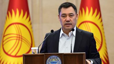 Садыр Жапаров кыргызстандыктарды Нооруз майрамы менен куттуктады