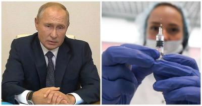 Путин коронавируска каршы эмдөөдөн өтөт