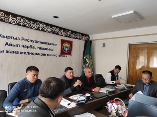 Кыргызстандагы эпизоотиялык абалды туруктуу кармоо аракети эми чек арадан башталат