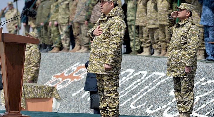 Жапаровдун Баткен жана Ош облустарына болгон иш сапары жыйынтыкталды