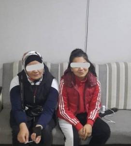 Бишкекте дайынсыз болуп изделип жаткан 14 жаштагы Феруза Сыдыкова табылды