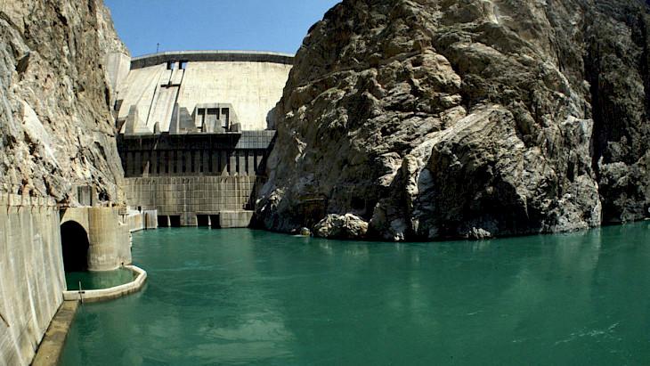 Токтогул суу сактагычындагы суунун көлөмү 8 млрд 632 млн куб метрди түздү
