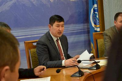 Ысык-Көлдүн экс-губернатору Элчибек Жантаев жаңы кызматка дайындалды
