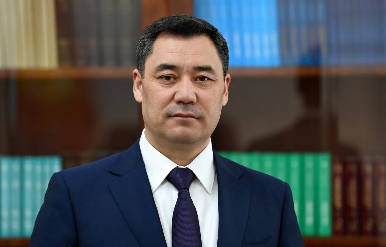 Садыр Жапаров Ооганстандын президентине Кабулдагы жана Логардагы теракттардын натыйжасында курман болгондорго байланыштуу көңүл айтты