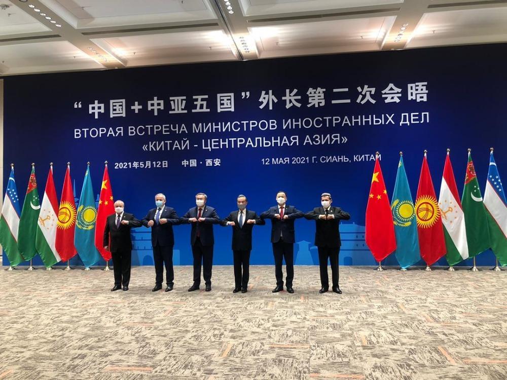 Борбордук Азия – Кытай тышкы иштер министрлеринин экинчи жолугушуусу жыйынтыкталды