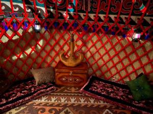 Кыргыз Республикасы Дубай шаарындагы Бүткүл дүйнөлүк «Экспо -2020» көргөзмөсүнө катышууда